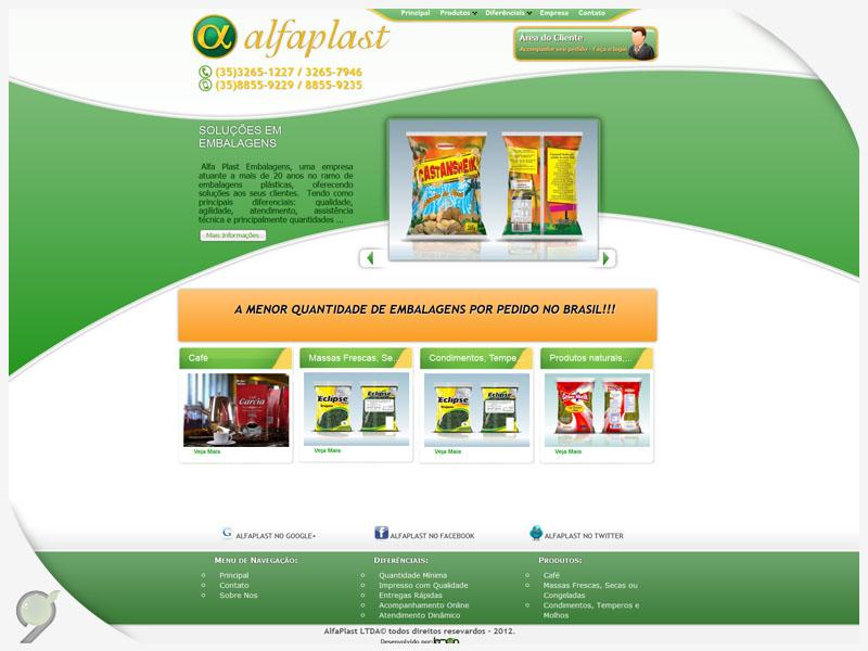 Alfaplast Embalagens