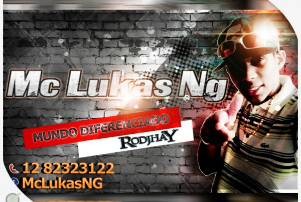 Capa Youtube | Mc Lukas NG