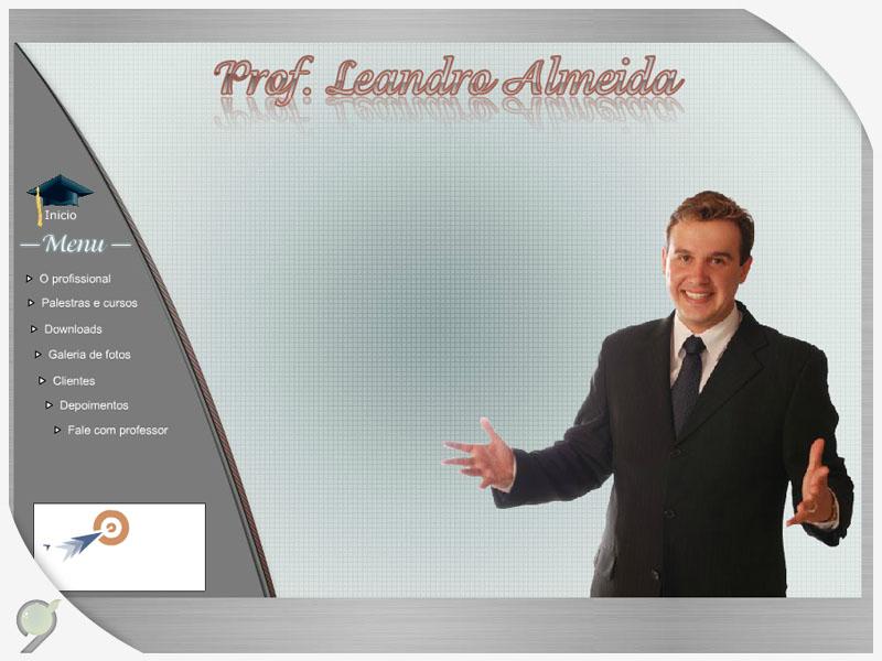 Prof. Leandro Almeida
