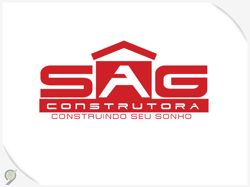 Identidade Visual – Sag Contrutora