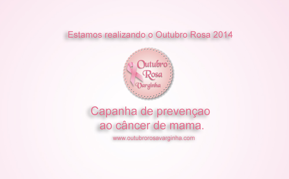 Outubro Rosa Varginha