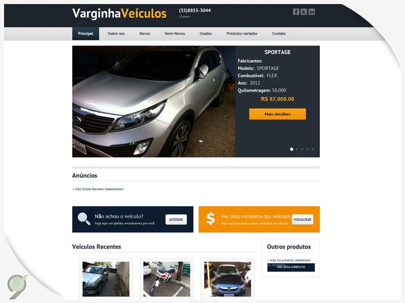 Varginha Veículos | Varginha M.G