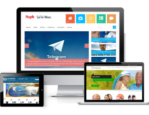 Desenvolvimento web - criação de sites e sistemas