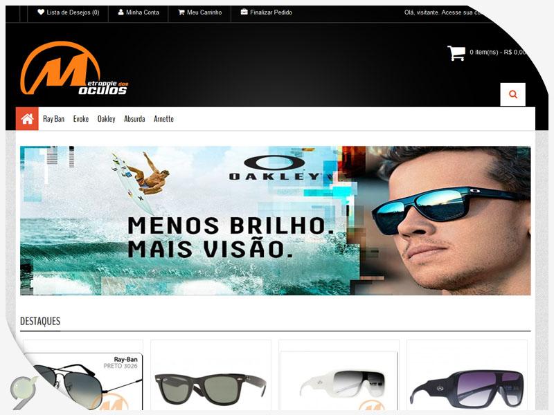 Metropole dos Oculos