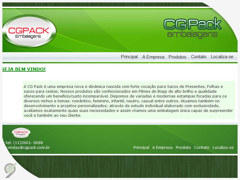 Cgpack | São Paulo S.P