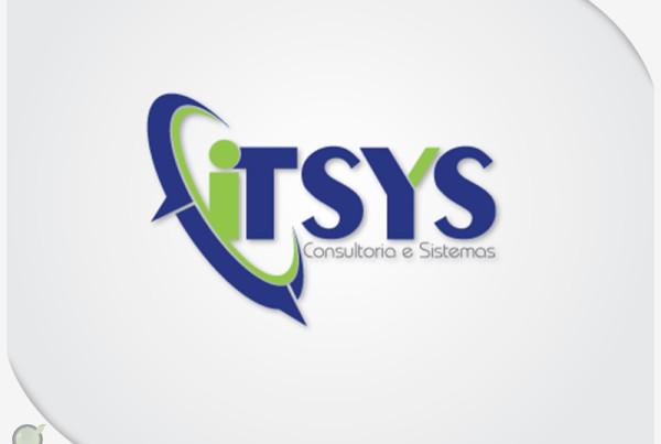 Confecção de Logo para IT Sys Consultoria e Sistemas